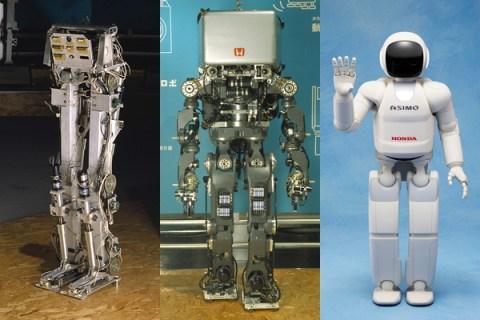 ASIMO evolution