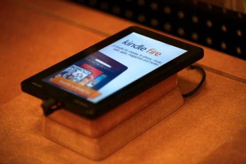 Amazon's Kindle Fire Goes On Sale