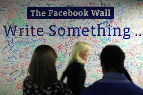 FacebookWall