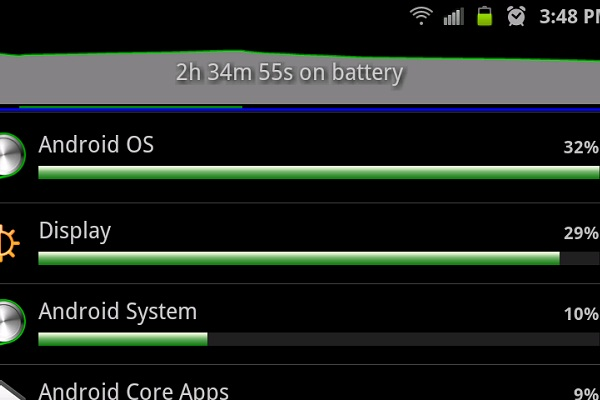 At T S Samsung Galaxy S Ii Update Creates Big Battery Drain Problems Time Com