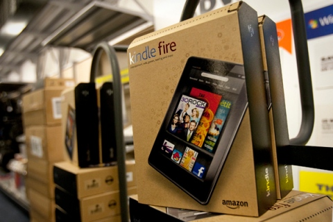 Amazon, Discovery Settle Patent Battle Over Kindle, Shopping