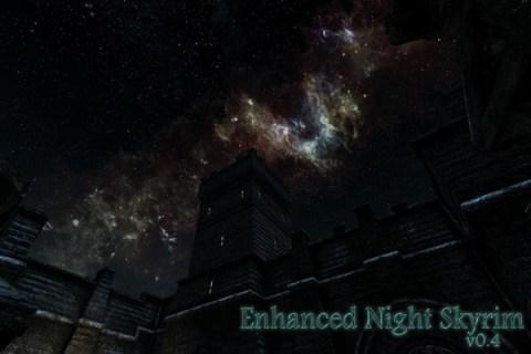 enhanced-night-skyrim