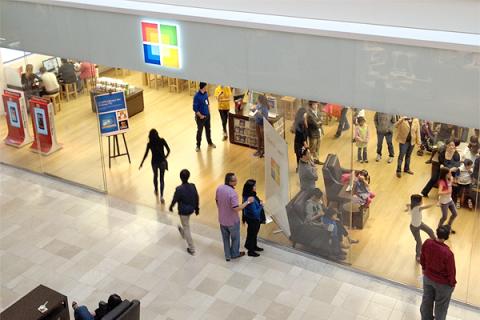The Microsoft Store