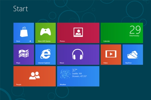 Windows 8 Smart Screen