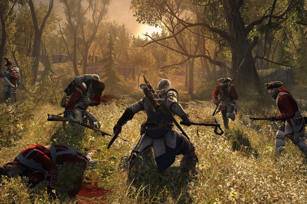 Assassin S Creed Iii On Slavery Native Americans And Death