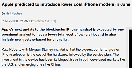 AppleInsider article