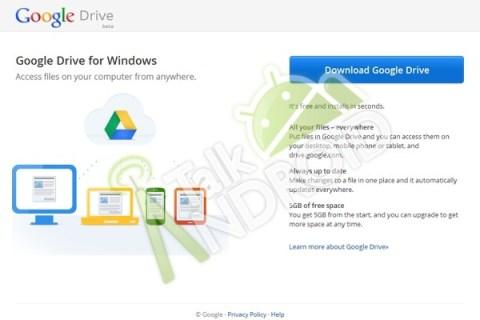 google-drive-leaked