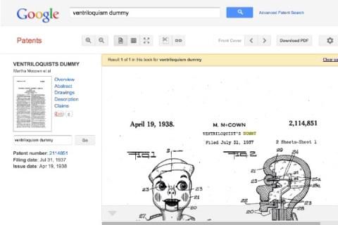 Patent google