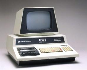 The PET 2001 (1977)