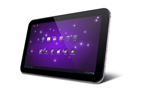 Toshiba's new Excite 13 tablet.