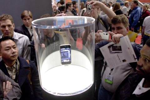 Apple iPhone Smartphone (2007)