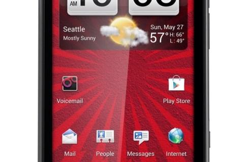 Virgin Mobile's Evo V 4G  -- formerly known as Sprint's Evo 3D