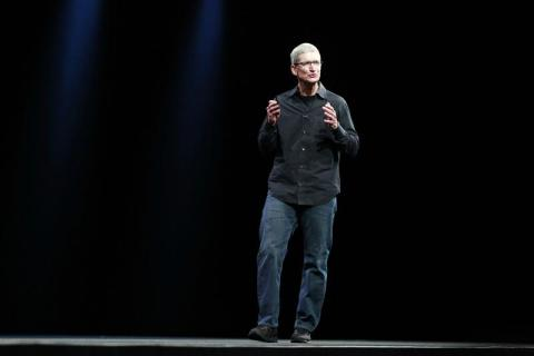Apple's 2012 Worldwide Developers Conference Keynote