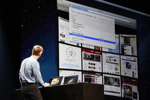 Apple's 2012 Worldwide Developers Conference Keynote