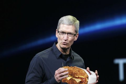 Tim Cook Doubles Down