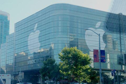 Moscone Center WWDC