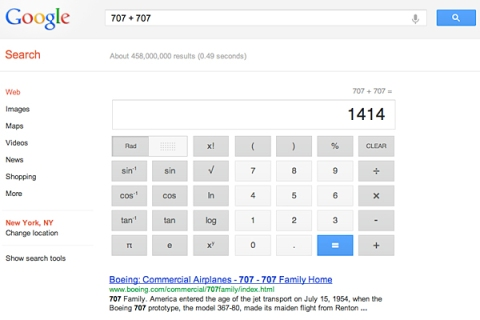 googlecalc