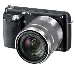 Sony NEX-F7
