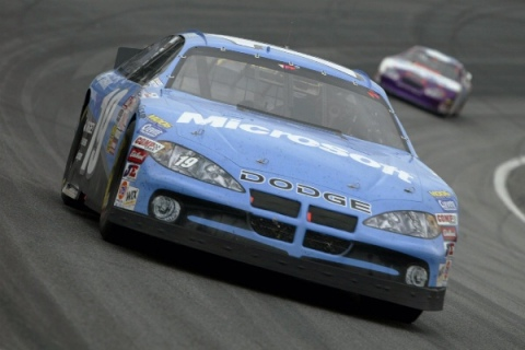 Microsoft racecar