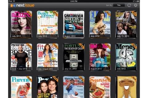 Next Issue Media