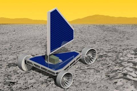 landsailing rover