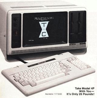 TRS-80 Model 4P