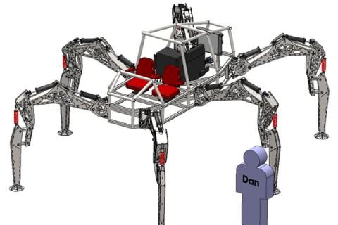 project hexapod