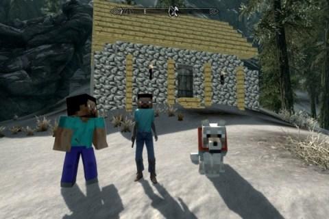 skyrim-minerfriends-minecraft