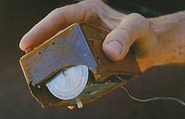 Douglas Engelbart's mouse