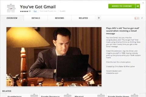 You've got gmail