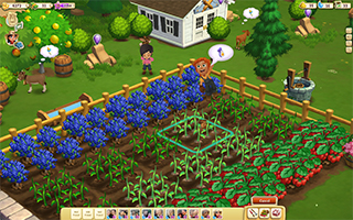 Farmville 2 Friend