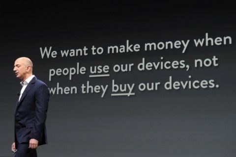 Jeff Bezos of Amazon.com