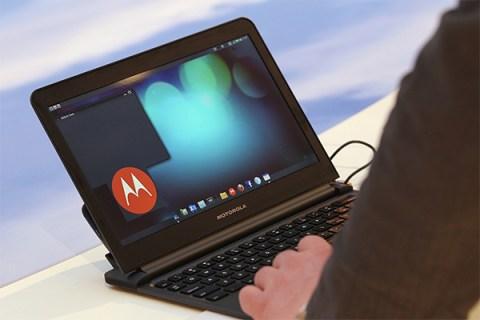 Motorola Atrix Webtop