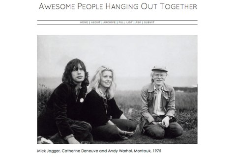 awesomepeoplehangingouttogether