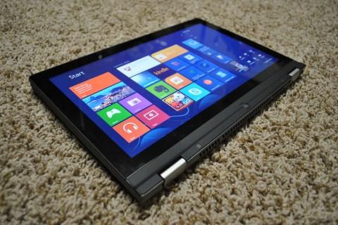 IdeaPad Yoga, Tablet Style