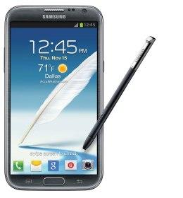 image: Samsung Galaxy Note II