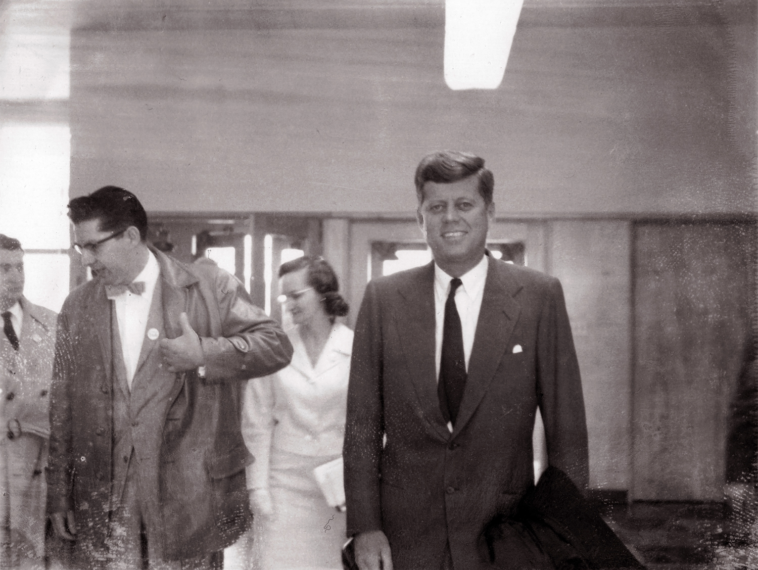 John F. Kennedy in Medford