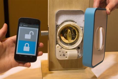 Slide to (Literally) Unlock