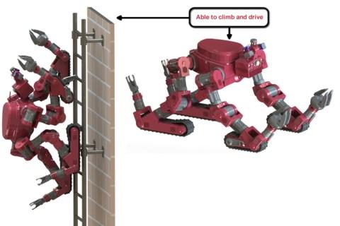 chimp-robot