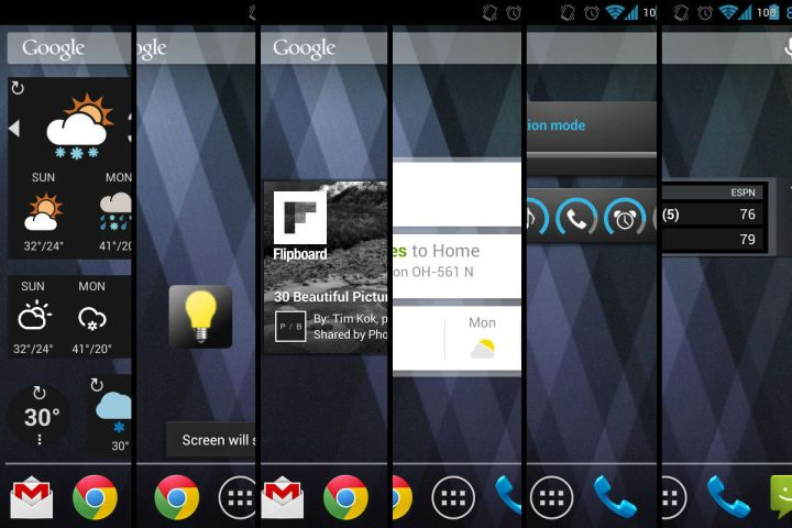 More Widgets For Your Home Screen The 13 Best Android Widgets For 2013 Time Com