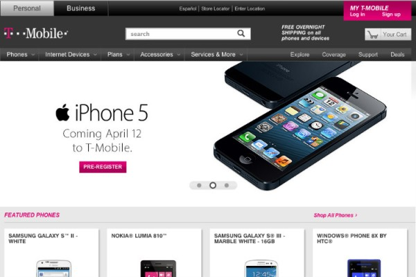 T Mobile Finally Gets The Iphone Time Com