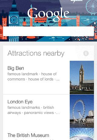 [image] Google Now