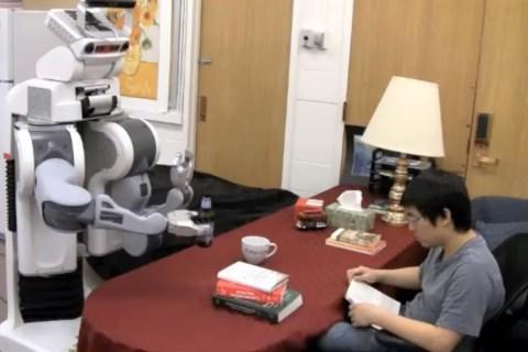 cornell-robot
