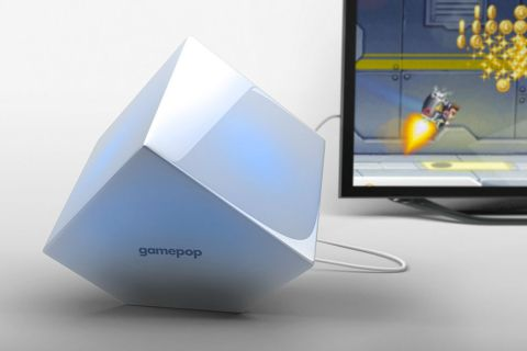 GamePopConsole
