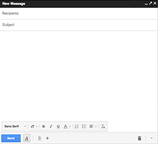 [image] Gmail Compose