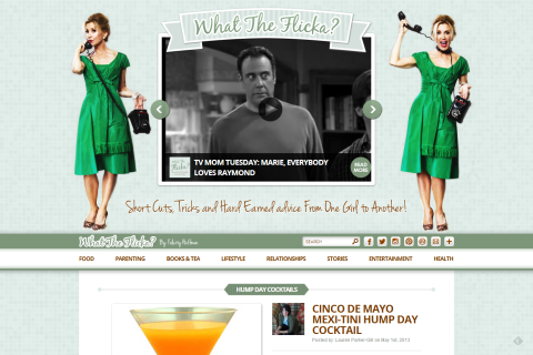Home - What The Flicka- with Felicity Huffman - A Site For Moms & Women - What The Flicka-