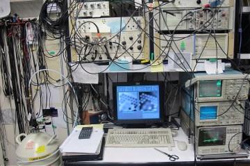 [image] IBM's atomic animation studio