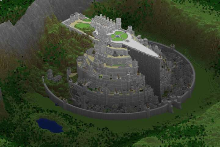 Building Blocks | The 15 Best Minecraft Creations (and Wildest  Destinations) | TIME.com