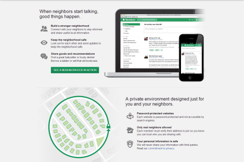 Nextdoor- Join the free private social network for your neighborhood