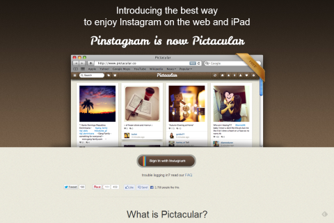The best way to use Instagram on the web and iPad - Pictacular